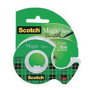 Scotch 8-1210D teippi 12mm x 10m katkojalla