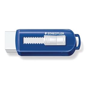 Staedtler 525 PS1 pyyhemuovi mekanismilla, sininen