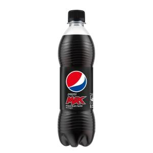 Pepsi Max 0,5L, 1 kpl=24 pulloa