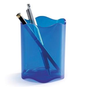 Durable Trend kynäpurkki 10cm sininen