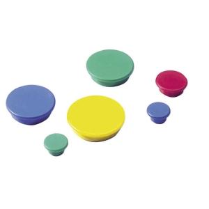 Magneetti 470300, 32mm, värilajitelma, myyntierä 1 kpl = 40 magneettia