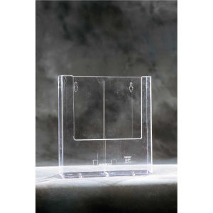 Pöytä/seinäteline W230 A4, kirkas