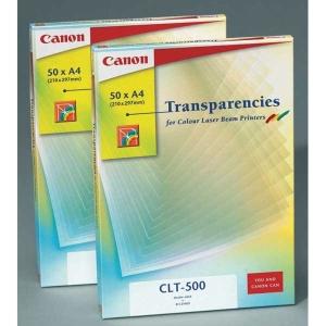 Canon CLT-500 väritulostuskalvo A4, 50 kpl POISTO