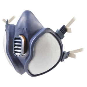 3M 4251 ffa1p2d hengityssuojain, huoltovapaa puolinaamari