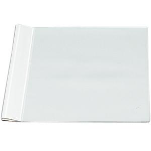 Pikanitojakansio E-462 etutaskulla, A4 valkoinen