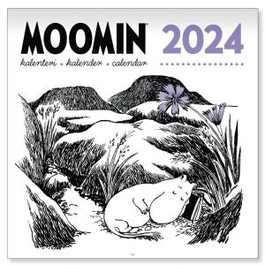 CC 5530 Muumi seinäkalenteri 2020 300 x 600 mm