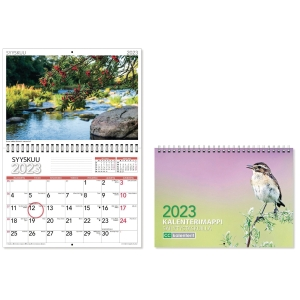 CC 5509 Kalenterimappi seinäkalenteri 250 x 350 mm