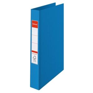 Esselte 14452 2-rengaskansio A4 35mm, PP, sininen