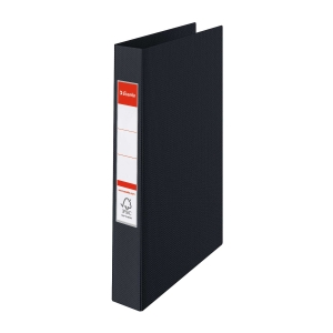 Esselte 14454 2-rengaskansio A4 35mm, PP, musta