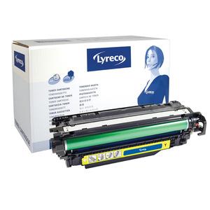 Lyreco HP 507A CE402A laservärikasetti keltainen