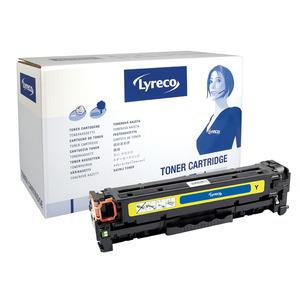 Lyreco HP 305A CE412A laservärikasetti keltainen
