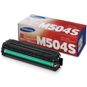 Samsung CLT-M504S Laservärikasetti magenta