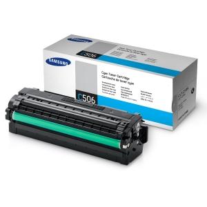 Samsung CLT-C506L Laservärikasetti cyan