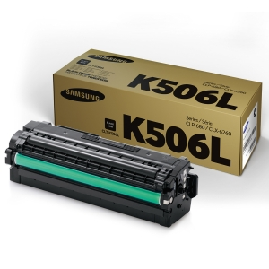 Samsung CLT-K506L Laservärikasetti musta