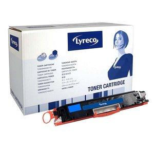 Lyreco HP 126A CE311A laservärikasetti cyan