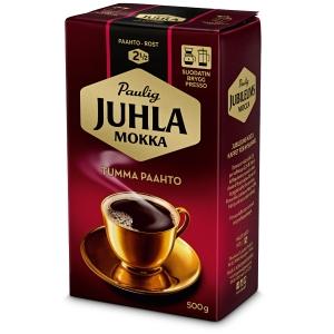 Juhla Mokka kahvi 500 g tumma paahto