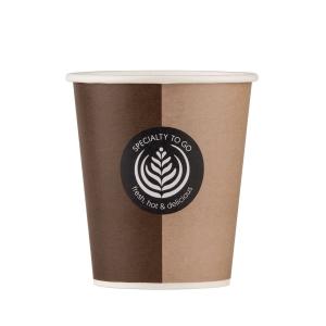 Huhtamaki takeaway kahvikuppi 250ml, myyntierä 1 kpl = 80 kuppia