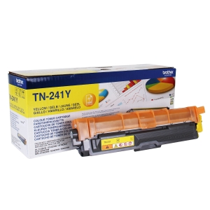 Brother TN-241Y laservärikasetti keltainen
