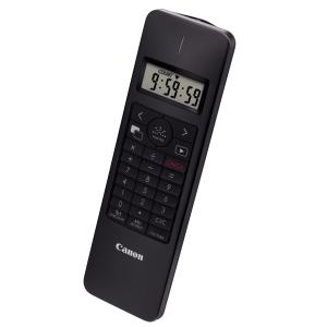 Canon x-mark esitysohjain laskimella ja ajastimella, mustaPOISTO