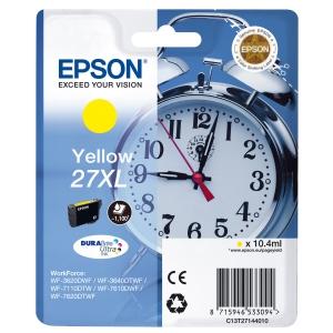 Epson T2714 XL Mustesuihkupatruuna keltainen