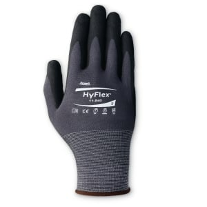 HYFLEX 11-840 CUT PROTECTION LEVEL 2 GLOVES SIZE 8