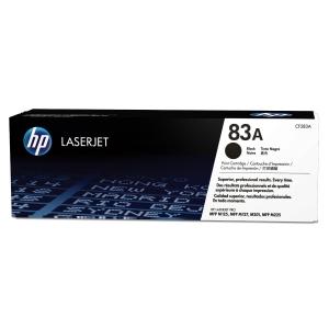 HP 83A CF283A Laservärikasetti musta