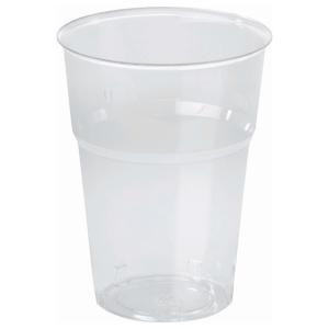 Duni trend muovilasi kirkas 160 ml, myyntierä 1 kpl = 50 lasia