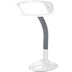 Lumie LED-valaisin, valkoinen