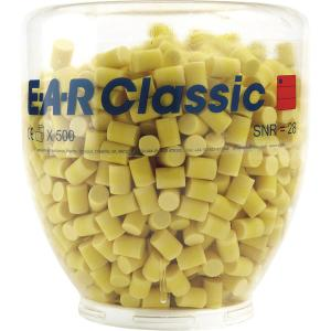3m ear classic one korvatulpat, myyntierä 1 kpl = 500 paria