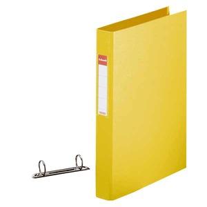 Lyreco 2-rengaskansio A4 40mm, PP, keltainen