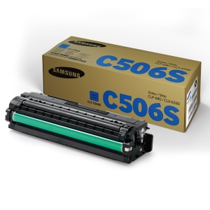 Samsung CLT-C506S Laservärikasetti cyan