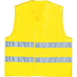 Deltaplus heijastinliivi keltainen, koko L