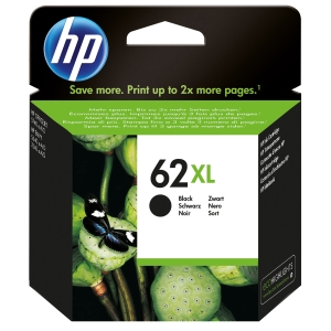 HP C2P05AE 62XL Mustesuihkupatruuna musta HPXL