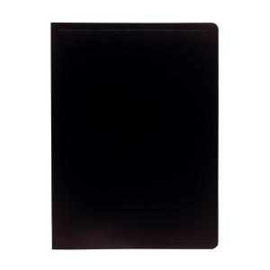 Exacompta esittelykansio A4 60 taskua, musta