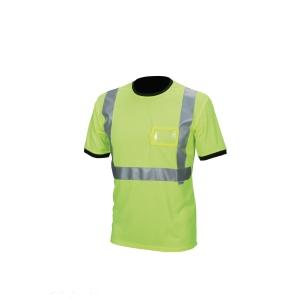 Priha 4080 huomio t-paita keltainen L
