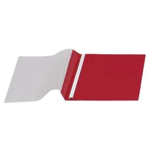 Pikanitojakansio A4 PP, punainen