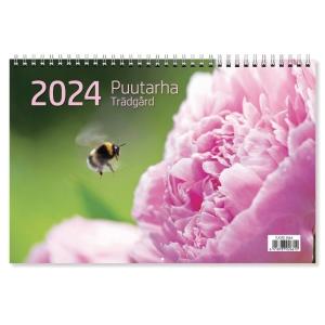 CC 5569 Puutarha seinäkalenteri 300 x 400 mm