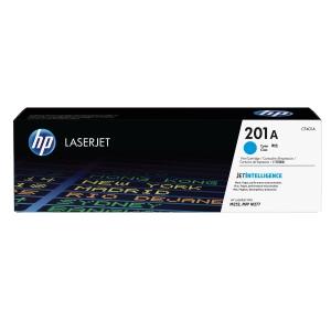 HP 201A CF401A Laservärikasetti cyan