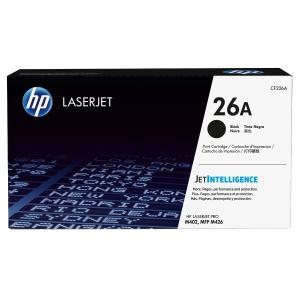 HP 26A CF226A Laservärikasetti musta
