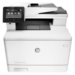 HP Color LaserJet Pro MFP M477fnw monitoimilasertulostin