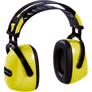 Deltaplus interlagos kuulosuojain neonkeltainen