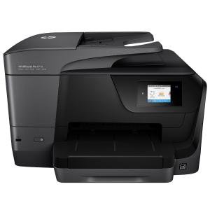 HP Officejet Pro 8710E Monitoimitulostin