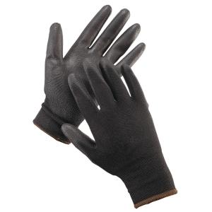 Cerva bunting työkäsine musta 10