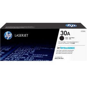 HP 30A CF230A laservärikasetti musta