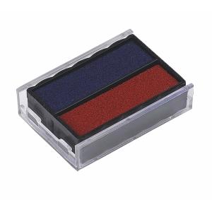 Trodat 6/4850/2 leimasintyyny, punainen/sininen