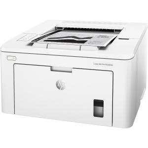 HP Laserjet Pro M203DW mustavalkolasertulostin