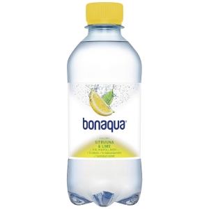 Bonaqua sitruuna-lime 0,33L, myyntierä 1 kpl = 24 pll