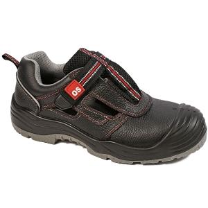 Bjert s1p src sandaali musta 45