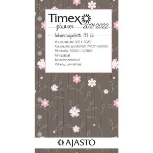 Ajasto Timex Planner 7 lukuvuosipaketti 18/19