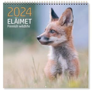 CC 5689 Eläimet seinäkalenteri 2020 300 x 600 mm